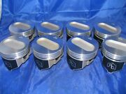 Coated Pistons And Rings 64 65 66 67 Cadillac 429 V8 .030