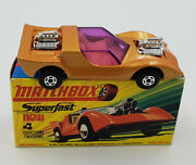 Cars Gruesome Twosome 4 Matchbox Model Made In 1970 Drmp