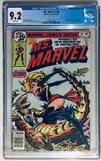 Ms Marvel 20 Cgc 9.2 White Pages 1st New Costume 1978 Bronze Age Claremont