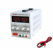 Ms-305d Variable Linear Adjustable Lab Dc Bench Power Supply 0-30v 0-5a 150w