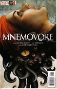 Mnemovore 1  Hans Rodionoff Nm 1st Print