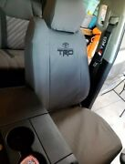 Seat Covers For Tundra 2015-2021 Custom Full Set Front And Back Seats