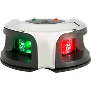 2nm Attwood Nv1002ss-7 Led Bi-color Bow Navigation Light Replacement For 3540-7