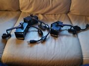 Lot Mini Cool Lux Light With Barn Doors In Nice Working Condition