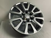 Brand New Set Of Four 18x7.5 Unlimited Style Silver Rims Wheels For 6x139.7