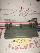 Vintage Wilson-jones Co Improved Hummer 3 Hole Punch - Office Supplies