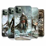 Official Assassinand039s Creed Black Flag Key Art Gel Case For Apple Iphone Phones