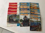 Meccano The Practical Boyand039s Hobbies Magazine From England Collection 1947-71