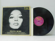 Diana Ross Motown Lp Mahogany Tamla Includes Phillipine Only 24 Inch Poster