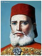Fez Authentic Turkish Ottoman Hat Tarboosh Special Order Mohamed Aly Pasha Egypt