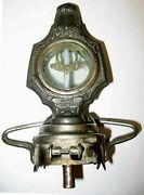 Radio Boyce Motometer Mascot Complete With Model T Ford Flip Radiator Cap