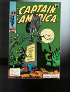Captain America Mpi Audio Edition 1990 Shan-lon Giveaway 113 1990 Vf/nm