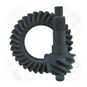 High Performance Yukon Ring And Pinion Pro Gear Set For Ford 9 Inch In A 4.86 Ra