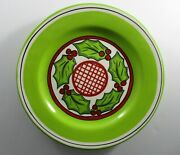 Caffco / M. Bagwell Colors Holiday Salad Plate - 8 5/8 1008e