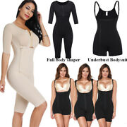 Fajas Colombianas Body Shaper Post Surgery Slimming Seamless Lingerie Corset Us