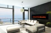 Modern Flames Ambiance 100 Clx 2 Electric Recessed/wall Mount Fireplace