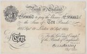 Great Britain 10 Pounds 1924 Km 313 29747