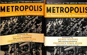 Metropolis An American City In Photographs Rogers Agnes