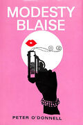 And039modesty Blaiseand039 1965 By Peter Oand039donnell Pub By Souvenir Press