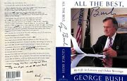 All The Best, My Life In Letters And Other Writings 1999 Bush, George