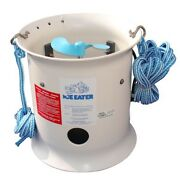 Power House 3/4 Hp Ice Eater W/ Cord - 25and039