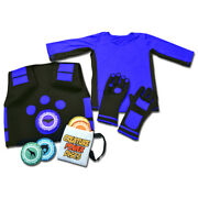 Wild Kratts Creature Power Suits With 5 Animal Discs Vestglovesshirt And More