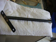 Nos 1965 1966 Ford Mustang Left Outer Bumper Bracket Shelby C5zz-17a976-a