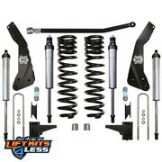 Icon K64561 4.5 Suspension Lift Kit - Stage 2 For 11-13 Ford F-250/f-350 Sd 4wd