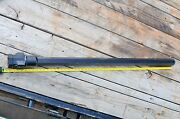 Lowe Post Hole Digger Auger 48 Long 2 Wide Hex Shaft Extension - 99 Ship