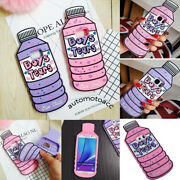 3d Cartoon Boys Tears Bottle Phone Case For Iphone 5-11 Pro Max Samsung Huawei