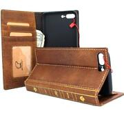 Genuine Real Leather Case For Apple Iphone 8,7plus Book Bible Wallet Thin Cover