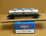 Athearn/roundhouse 74489 Ho Nay Gas And Supply Triple Dome Tank Car 8513
