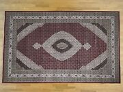 10and039x16and039 Oversize Mahi Wool And Silk Hand Knotted Oriental Village Rug G43715