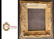 16 X 20 Composition On Wood Picture Frame/ Double Frame