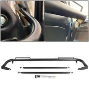 Stainless Steel 49 Racing Safety Chassis Seat Belt Harness Bar/across Tie Rod