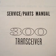 Arc 300 Transceiver Rt-524a Install And Service Instruction Manual