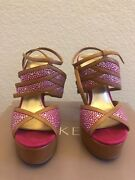 Bakers Heels 5 Inch Tall And Clutch Bag