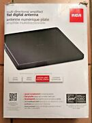 Rca Cant1450bf Multi-directional Amplified Digital Flat Antenna