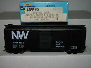 Athearn / Bev-bel Ho 1025-1 40and039 Box Norfolk And Western 42193