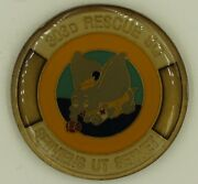 303rd Rescue Squadron Dumbo / Disney Air Force Pararescue Challenge Coin /pj