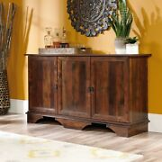 Storage Cabinet Dining Room China Cabinets Credenza Sideboard Vintage Buffet