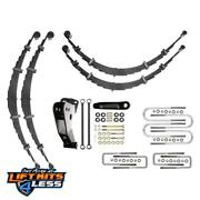 Icon K36100-99 5-6 All Spring System For 2000-2004 Ford F-250/f-350 Sd 2wd/4wd