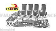 Ford Tractor 201 Diesel Engine 3 Cylinder Rebuild Kit Generic Picture