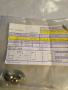 0114991 114991 Omc Evinrude Johnson 2-3 Hp Outboard Fill And Drain Plug Lot Of 3