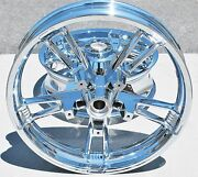 Harley 2014-2019 Street Glide Flhxspecial Road Glide Chrome Rims Outright