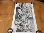 """Trappenhuis House Of Stairs M.c. Escher Poster Print New 17 5/8""""x 31 1/4"""""""