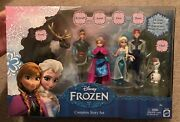 Disney Frozen Complete Story Set Discontinued My Manufacturer