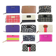 Kate Spade Neda Long Continental Wallet New With Tag