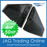 Aquatrack Small Hydrofoil 4-50hp - Boat Motor Stabiliser For Outboard 50hp