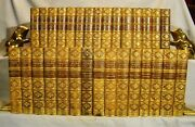 Works Of Charles Dickens. 30 Vols 3/4 Calf By Riviere 1861-74 100and039s Plates